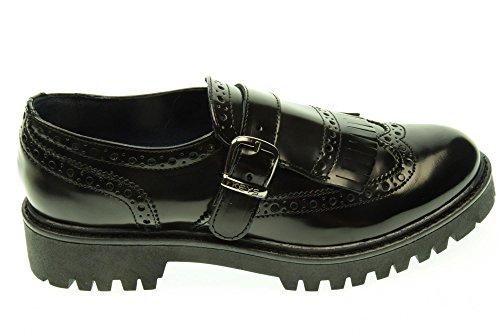 chaussure la récompense de KEYS 8103 femme noire Nero