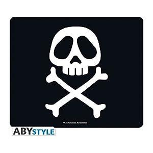 ABYstyle - Capitan Harlock - Alfombrilla de raton - Emblema