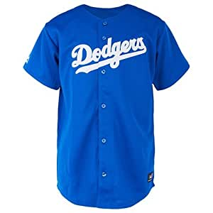 officiel majestic la dodgers mlb away maillot de baseball pour homme taille m sports. Black Bedroom Furniture Sets. Home Design Ideas