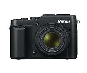 Nikon Coolpix P7800 12.2 MP Point and Shoot Camera (Black) with 7x Optical Zoom, 8GB Card and Camera Case