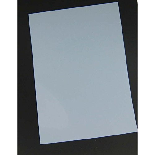 Mylar Airbrush Schablonen Material DIN A1 Folie Mylarfolie 1 Stück