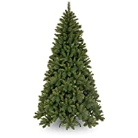 Christmas Tree with Mattle Stand 7ft, 300 Tips [SN-C045]