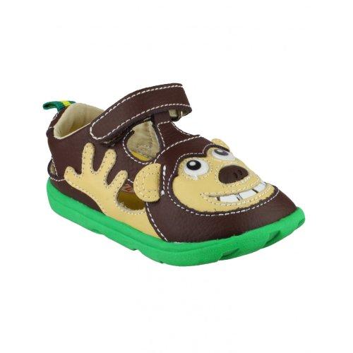 Zooligans Bobo le Singe - Chaussures - Garçon Marron