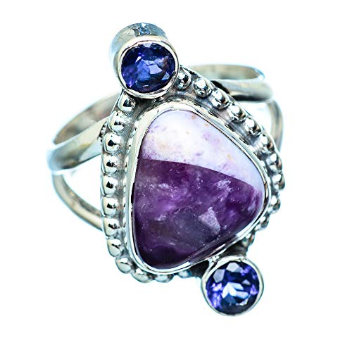 Tiffany Stone, Tiffany Stein 925 Sterling Silber Ring 5.75