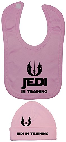 Acce Products Jedi Entrenamiento Baby Feeding Bib