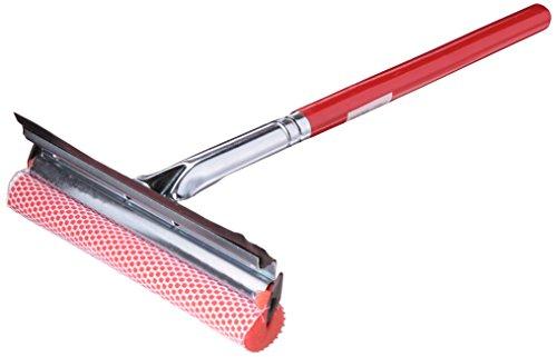 Ettore 59816auto squeegee scrubber con manico 40,6cm