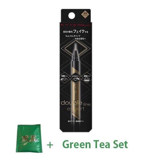 Kanebo Kate Double Line Expert Eyeliner - LB-1 (Green Tea Set)
