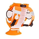 Trunki Ride-on Suitcase und PaddlePak Koffer-Set, 18 Liter, Orange - 6