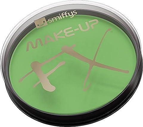 Smiffys - Aqua Color Visage Et Corps Vert Lumineux