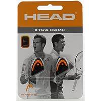Head XTRA Damp Damper Damp Shock Absorber Vibration (Black/Orange)