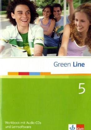 Green Line 5: Workbook mit Audio-CD und Lernsoftware Klasse 9 (Green Line. Bundesausgabe ab 2006)