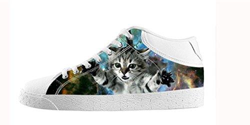 Dalliy Galaxie Katze Galaxy Cat Men's Canvas shoes Schuhe Footwear Sneakers shoes Schuhe A
