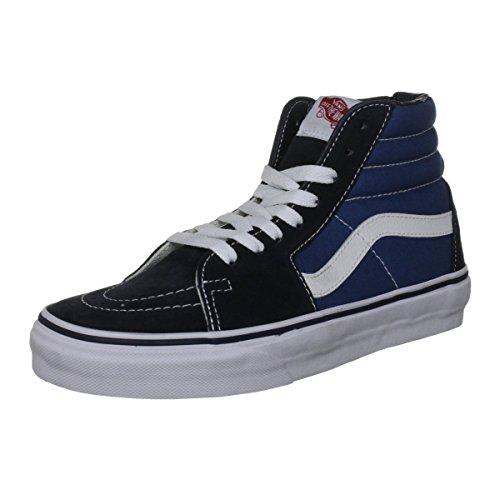 Vans U Sk8-Hi, Sneakers Unisex Adulto Blu (Navy)