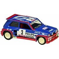 Solido 421512710  - Renault 5 Maxi -1985 1:43, turbo, # 3, Range: carreras, marcha libre, Windowbox, azul