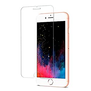 reputable site 4ee4b 4cb9e Spigen iPhone 7/8 Screen Protector Easy-Install Kit iPhone 7 Tempered Glass  Anti-Scratch iPhone