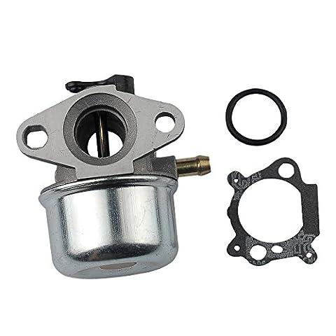 HIPA Carburateur pour Moteur Briggs & Stratton 799868 498170 497586 498254 497314 497347 Tondeuse à