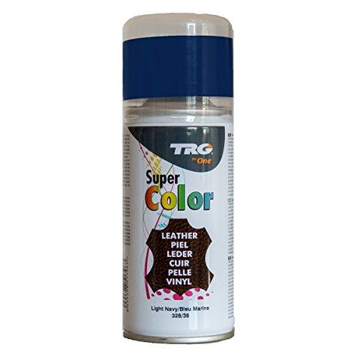 TRG Super Spray, 150 ml, & Leinwand-Dye-Effekt, Vinyl (light navy)