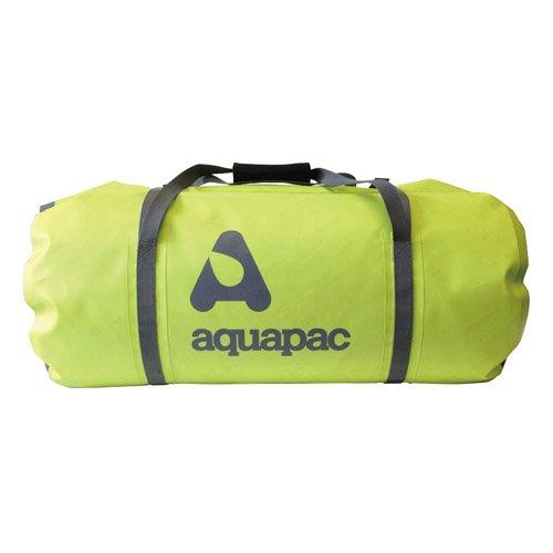 Acid Green (AQUAPAC Wasserdichte Reise und Sporttasche Trail-Proof Duffel, Acid Green/Cool Grey, 91.0 x 35.0 x 35.0 cm, 90 Liter, 725)