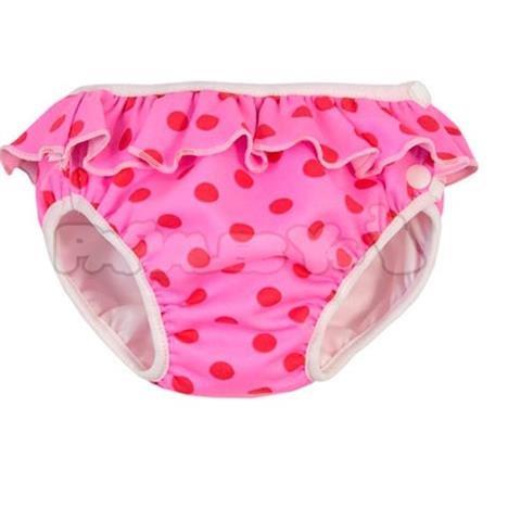 ImseVimse Schwimmwindel Pink Dots Frill