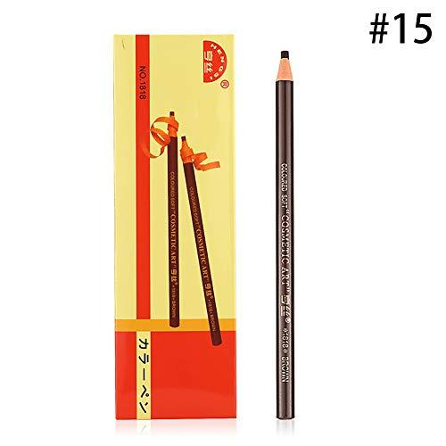 Beito 1 UNID Pro Peel-off Brow Pen Lápices cejas