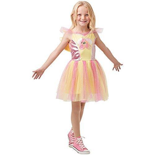 ny Premium Fluttershy - My Little Pony Kostüm Kinder Mädchen (My Little Pony Erwachsene Kostüme)