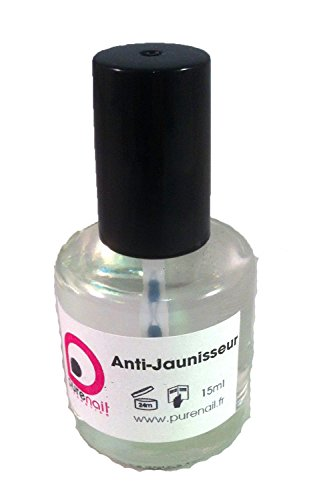 Top coat anti-uv et anti-jaunisseur, Soin des Ongles 15 ml