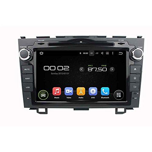 Android 8.0 Octa Core Autoradio Radio DVD GPS navegación