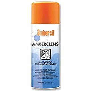 AMBERCLENS 400ML Chemicals Cleaning - AMBERCLENS 400ML, Cleaner Applications: General Purpose, Cleaner Type: General Purpose, Dispensing Method: Aerosol, SVHC: No SVHC , Volume: 400ml
