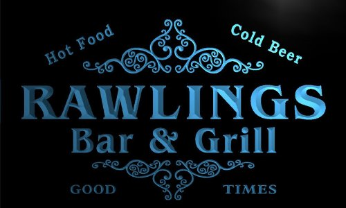 u36848-b-rawlings-family-name-bar-grill-home-brew-beer-neon-sign-enseigne-lumineuse