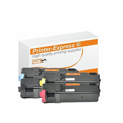 oner 4er Set ersetzt Xerox 106R01597, 106R01596, 106R01595, 106R01594 für Xerox Phaser 6500 6500DN 6500N / WC 6500 6505 6505DN 6505N / WorkCentre 6500 6505 6505DN 6505N Drucker ()