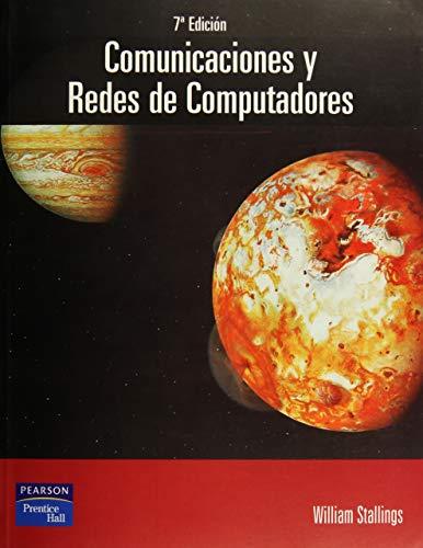Comunicaciones y redes de computadores por William Stallings