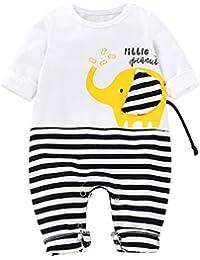 HCFKJ Ropa Bebe NiñA Invierno NiñO Manga Larga Camisetas Beb Conjuntos Moda ReciéN Nacido NiñA De