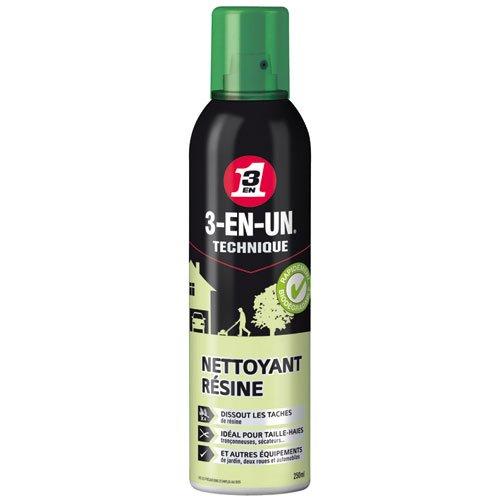 3-En-Un Technique 33651 Nettoyant résine 250 ml