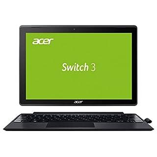 Acer Switch 3 SW312-31-P0US 31 cm (12,2 Zoll Full-HD) Convertible Notebook (Intel Pentium N4200 Quad-Core, 4GB RAM, 64GB eMMC, Intel HD, Win 10 S) alu-anthrazit