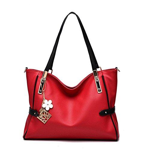 GBT Die neue personalisierte Mode Handtaschen wine red