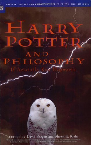 Harry Potter and philosophy if Aristotle ran Hogwarts