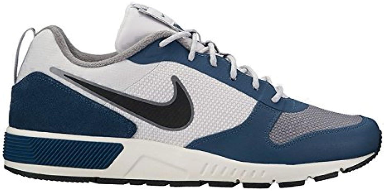Nike Zapatillas de deporte Tiempo Libre Botas Nike Nigh tgazer Trail gris azul