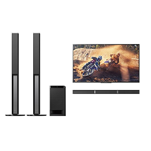 Sony HT-RT40 5.1 Channel Sound Bar Home Theatre System (Black)
