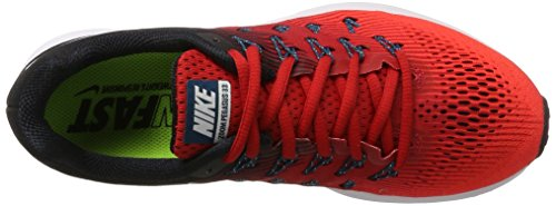 Nike Herren Air Zoom Pegasus 33 Laufschuhe Rot (Univ Red/White-Brt Crimson-Black-Legion)