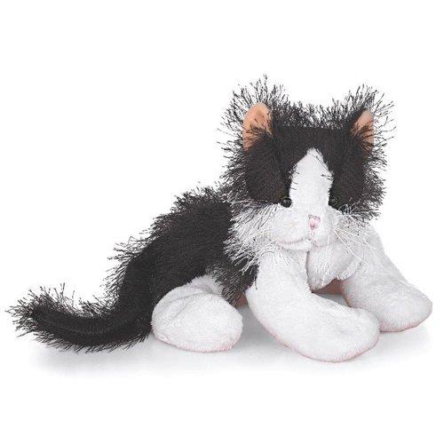 webkinz-black-white-cat