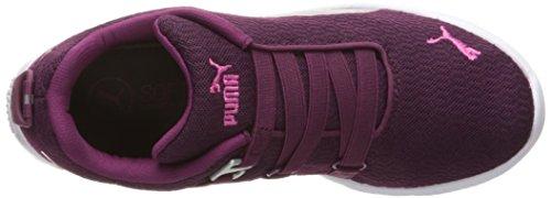 Puma Fashin Alt Twill Damen Stoff Wanderschuh Magenta Purple-Fuchsia