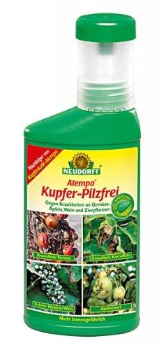 NEUDORFF Atempo Kupfer-Pilzfrei (Kupfer Garten Etiketten)