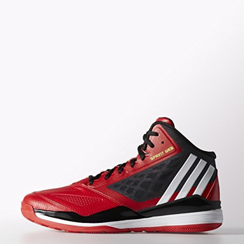 Adidas Basketball Trainings Crazy Ghost 2 Scarle/ftwwht/cblack  Größe Adidas:19