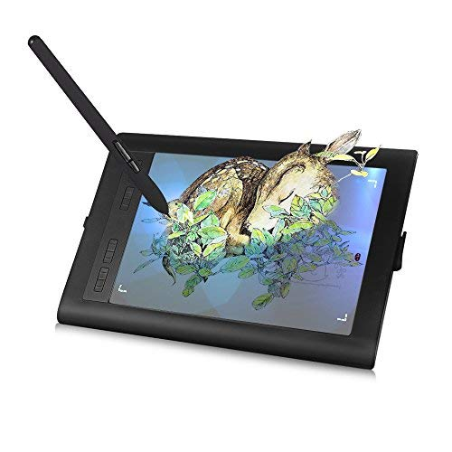 Acepen Tablette Graphique à Stylet Passif HD 10 x 6 Pouces...