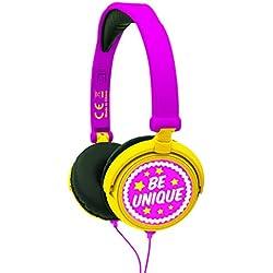 Soy Luna - Auriculares estéreo (Lexibook HP015SL)