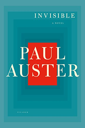 Invisible: A Novel (English Edition) eBook: Auster, Paul: Amazon ...
