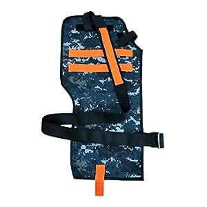 Imported Kids Sleeve Shoulder Strap Gun Holster Carrier for Nerf Elite Blaster