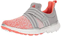 adidas Womens W Climacool Knit Ltonix/C Golf Shoe, Light Onix, 8 M US