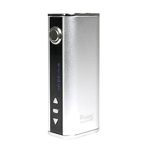 Eleaf iStick TC40 Électronique Cigarette Contrôle de Température Batterie Argent