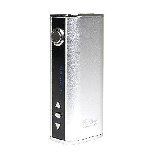 Eleaf iStick TC40 Électronique Cigarette Contrôle de Température Batterie Argent 40 W